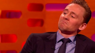 Tom Hiddleston's Robert De Niro impression is so impressive
