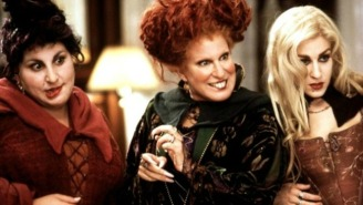 A 'Hocus Pocus' Sequel Is Actually Happening At Disney+