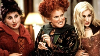 A 'Hocus Pocus' Remake Is In The Works And People Are Not Having It