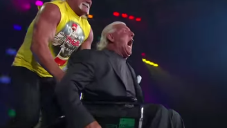 Hulk Hogan Went On Ric Flair's Podcast And Somehow Didn't Say Anything Crazy