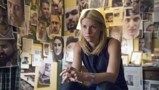 Is 'Homeland' better off when Carrie is stable or unstable?