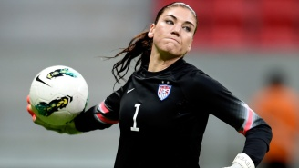Hope Solo Will Once Again Face Charges For Domestic Violence