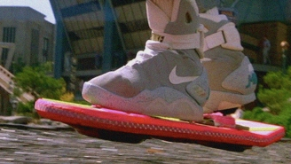 Here's what Bob Gale had to say about hoverboard becoming a real word
