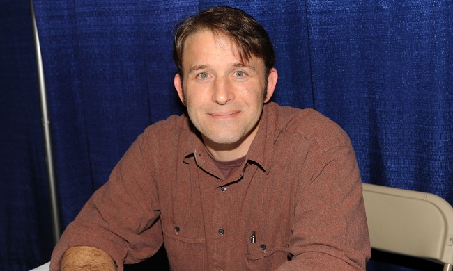 Ilan Mitchell-Smith at Rhode Island's Comic-Con in 2013
