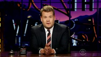 James Corden Will Host Tony Awards, But Carpool Karaoke Isn't Included