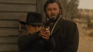 The First Trailer For Natalie Portman's 'Jane Got A Gun' Means Business