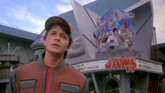 'Back to the Future' fans, you can finally watch the 'Jaws 19' trailer