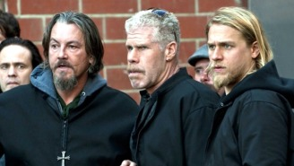 'Sons Of Anarchy' Spawned Many Outraged FCC Complaints Over Butts And Violence