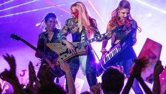 The 'Jem And The Holograms' Film Is Tanking And The Director Is Getting Death Threats