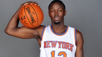 Jerian Grant Makes The 76ers Defense Look Foolish With A No-Look Dime