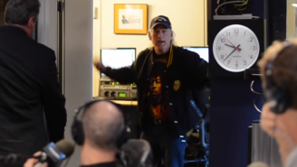Jesse Ventura Barged Onto The Opie Show To Gloat About His Courtroom Victory Over A Dead Navy SEAL