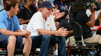 Jim Buss On The Lakers This Season: 'I Don't Care About Making The Playoffs'