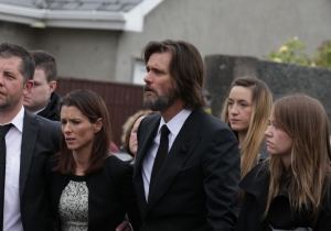See Jim Carrey's Heartbreaking Tribute To His Late Ex-Girlfriend, Cathriona White