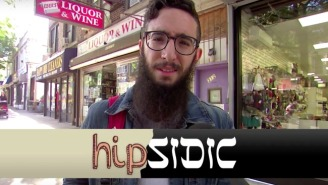 There's A New Beard-Related Game On 'Jimmy Kimmel Live': 'Hipster Or Hasidic?'