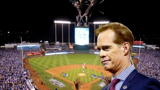 Joe Buck Found Out About A Petition To Ban Him From Royals Games And Had Plenty Of Fun With It