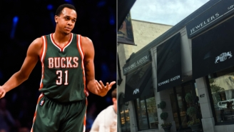 John Henson Tried To Shop At This Jewelry Store, But They Pretended To Be Closed And Called The Cops