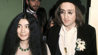 Yoko Ono Says That She's Not The Reason The Beatles Broke Up