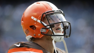 This Radio Host's Quote About Johnny Manziel's Concussion Is Both Dumb And Dangerous