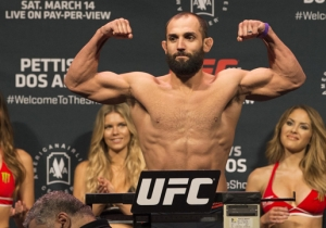 Johny Hendricks Was Hospitalized By A Botched Weight Cut And Removed From UFC 192 Card