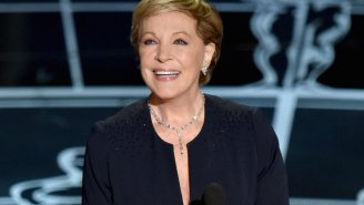 The two-minute clip that will make you fall in love with Julie Andrews again