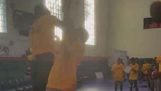 Julius Randle Completely Erased A Kid's Shot At A Boys And Girls' Club