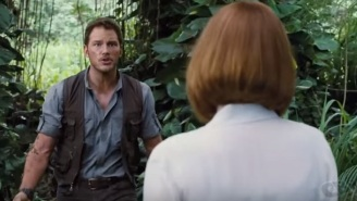 This 'Jurassic World' Deleted Scene Is Literally A Pile Of Crap