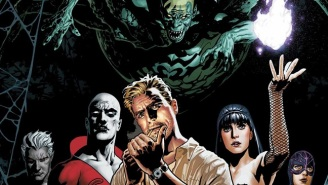 'Justice League Dark' Movie Is Reportedly A 'Priority' For Warner