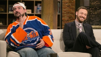 Kevin Smith Aptly Compared Last Night's 'The Walking Dead' To Oral Sex