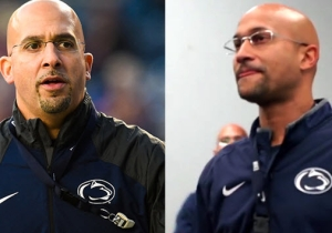 How Keegan-Michael Key Tried To Trick Penn State Players Into Thinking He Was James Franklin