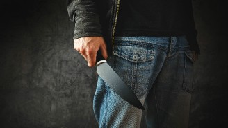 An Elderly Army Vet Thwarted The Attack Of A Knife Wielding Lunatic, Saving 16 Kids' Lives In The Process