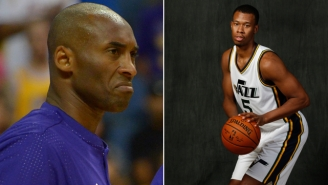 Kobe Bryant Gave Rodney Hood His Resume And Hood's Coach Wanted Him To Play Along
