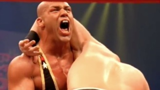 Kurt Angle Is Signing With Bellator, But It's Not What You Think