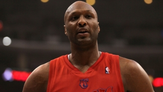 Lamar Odom Says He Will Resume His Basketball Career In China