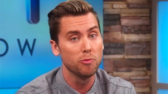 Lance Bass Says He Was Sexually Harassed While a Member of NSYNC