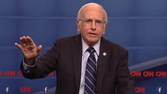 Weekend Preview: Larry David On 'SNL' And Some Important Football Game?