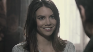 Lauren Cohan Thinks Her Creepy Doll Movie Is Scarier Than 'The Walking Dead'