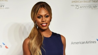 Ready Your Garter Belts: Laverne Cox Has Been Cast As Dr. Frank-N-Furter In The 'Rocky Horror' Remake