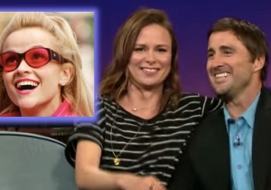 Luke Wilson And Mary Lynn Rajskub Are Totally Ready for 'Legally Blonde 3'