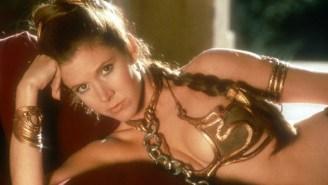 Princess Leia's Gold Bikini Sold For An Insane Amount of Money