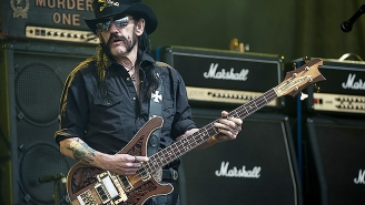 Honor Motörhead's Lemmy Kilmister By Signing This Petition To Change The Name Of A Jack And Coke