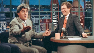 Jay Leno Explained Why He Refused The Invitation To Appear In One Of Letterman's Final Shows