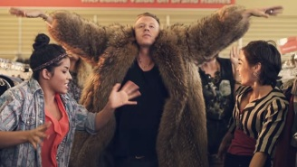The Actual Thrift Shop From Macklemore's 'Thrift Shop' Is Closing And He's Pissed