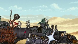 'Mad Max: Fury Road' Gets The 8-Bit Cinema Treatment