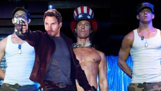 Matthew McConaughey Doesn't Want To Fight The Guardians Of The Galaxy
