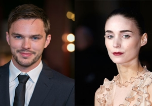 Rooney Mara And Nicholas Hoult Will Get It On In The New Sci-Fi Film 'The Discovery'