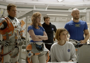 Here is the Aquaman joke 'The Martian' author fought to keep in the movie