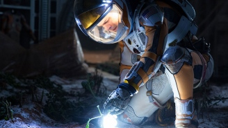Here's why 'The Martian' screenwriter thinks of the space drama as 'a religious movie'