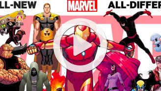 What's So 'New And Different' About The New Marvel Comics?