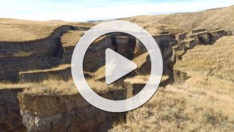 Why Did This Mysterious, Massive Crack Appear In Wyoming's Bighorn Mountains?