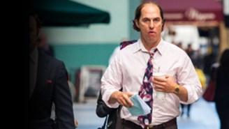 Matthew McConaughey Is Looking Bald, Paunchy, Incredible